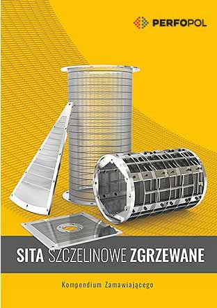 Katalog Siatki szczelinowe-zgrzewane